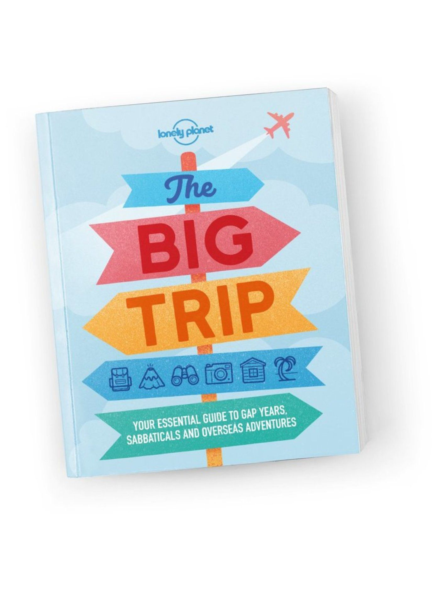 Lonely Planet's The Big Trip book